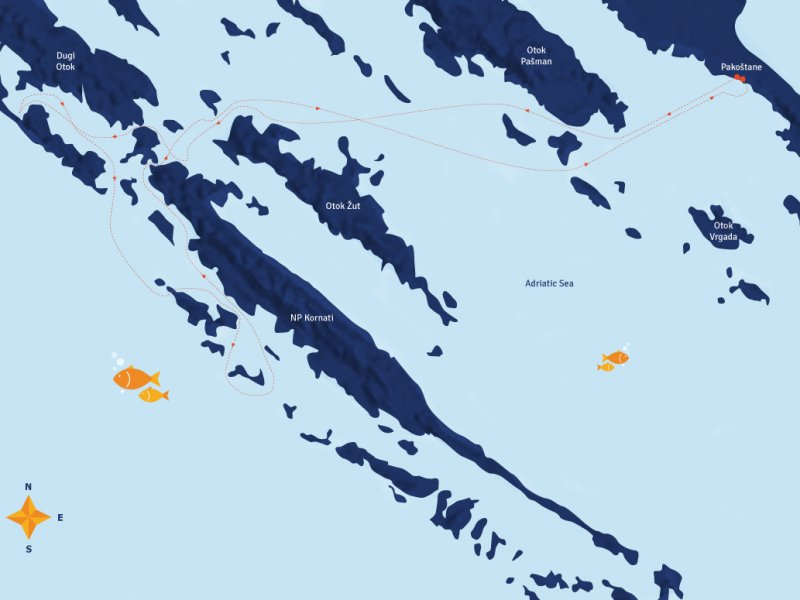 half_day_telascica_kornati_45_nautical_miles